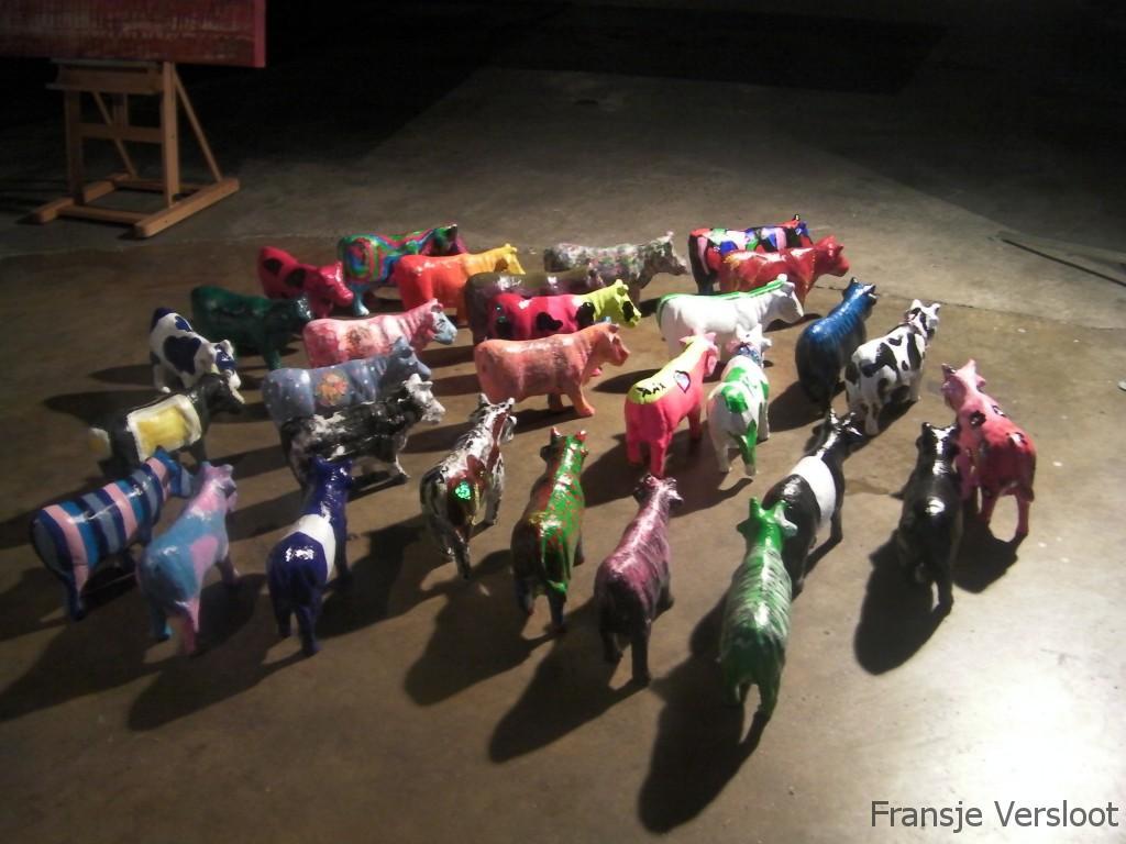 workshop koeien